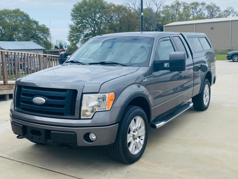 Ford F-150 2009 price $14,955