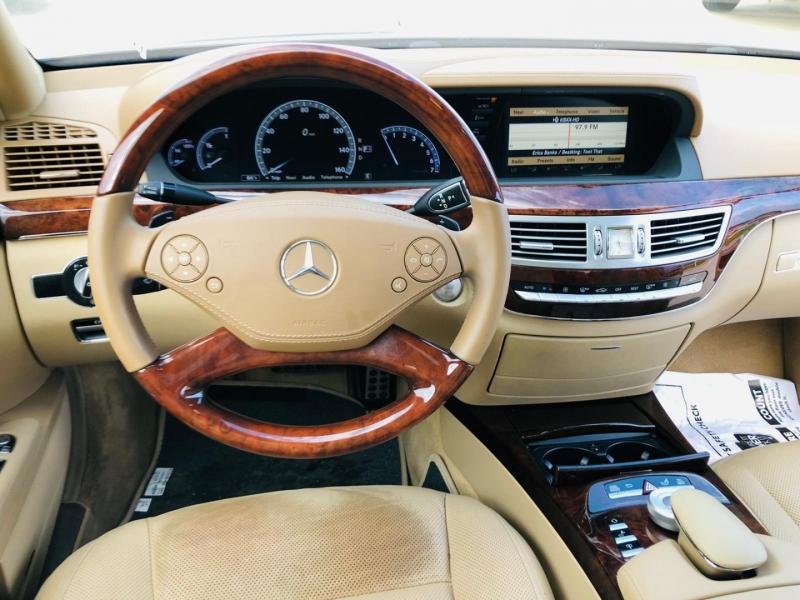 Mercedes-Benz S-Class 2012 price $19,795
