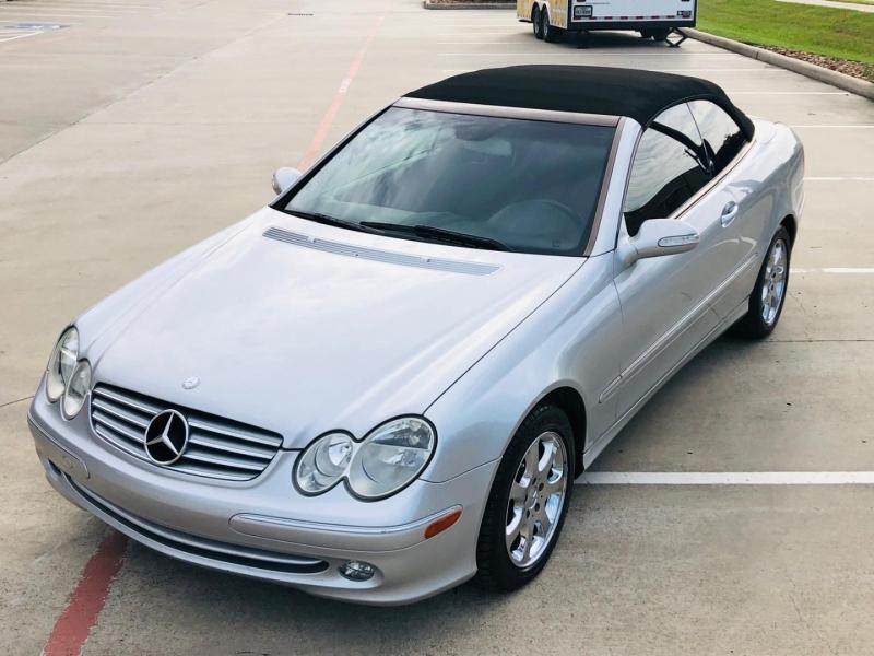 Mercedes-Benz CLK-Class 2004 price $7,995