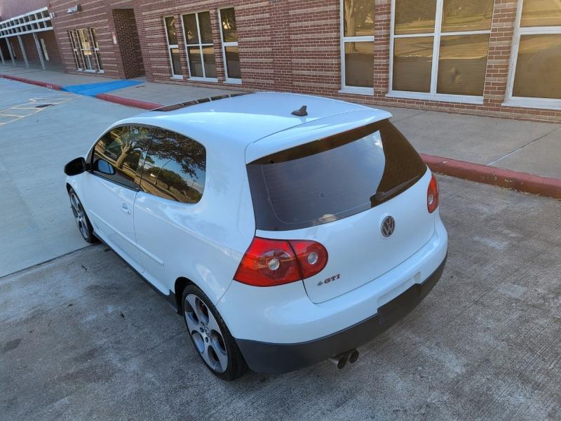 Volkswagen GTI 2008 price SOLD