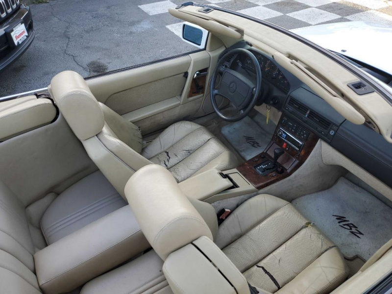MERCEDES-BENZ 300 1990 price $5,995
