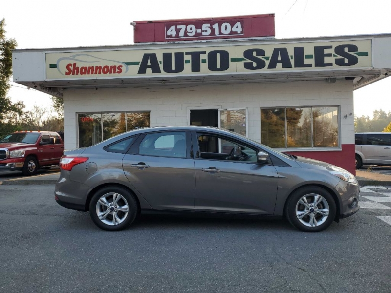 FORD FOCUS 2014 price $6,299