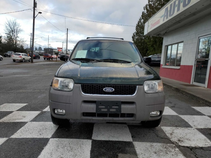 FORD ESCAPE 2001 price Call for Pricing.