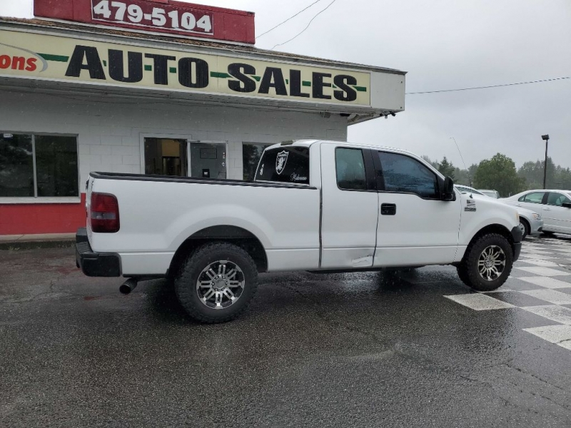 FORD F150 2006 price $6,499