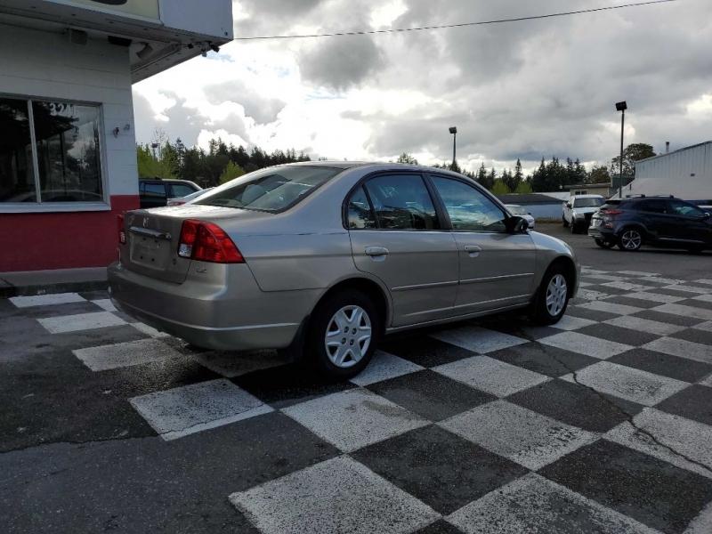 HONDA CIVIC 2003 price $3,995