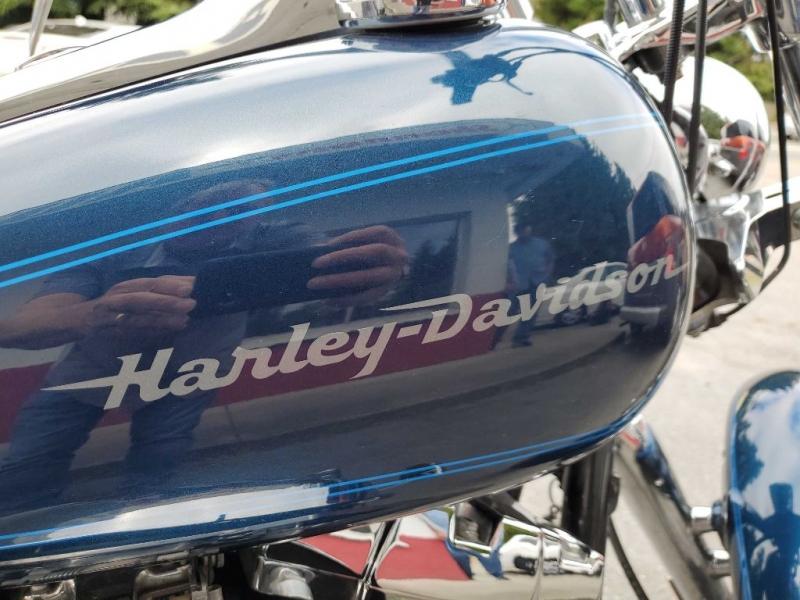 HARLEY DAVIDSON FXSTD 2002 price $7,695
