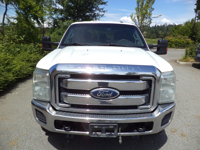 Ford Super Duty F-350 SRW 2011 price $7,950