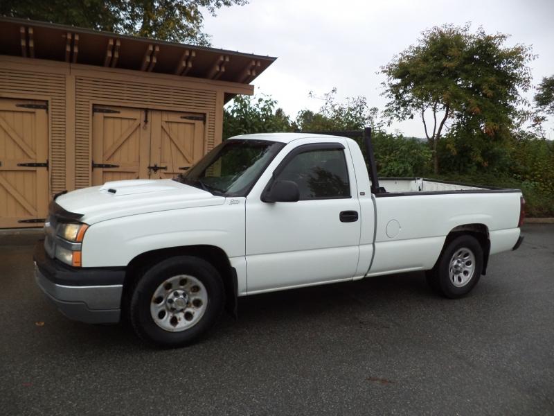 Chevrolet Silverado 1500 2005 price $5,450