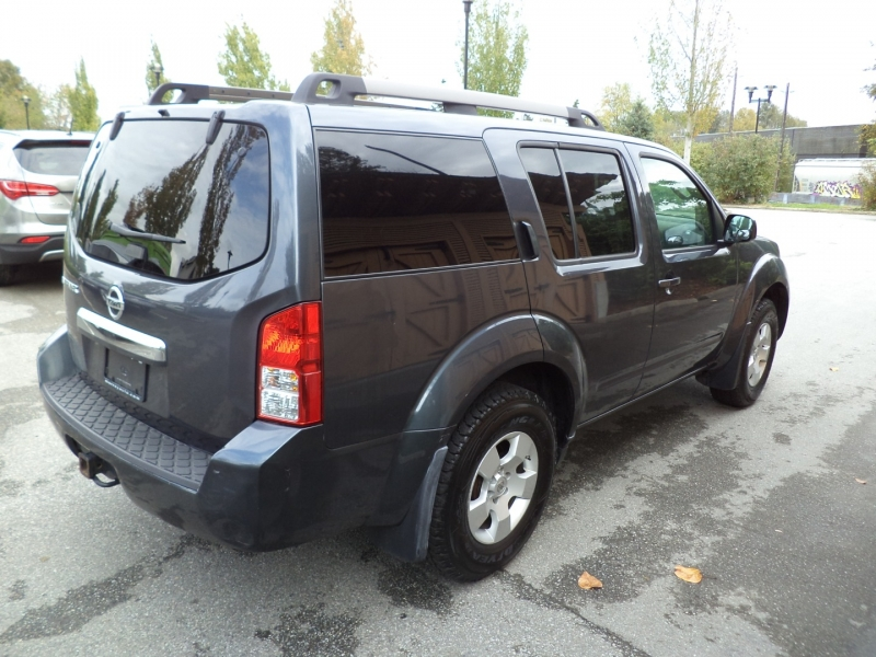 Nissan Pathfinder 2011 price $7,950