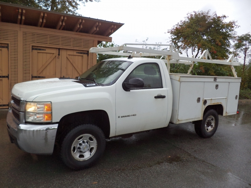 Chevrolet Silverado 2500HD 2008 price $10,450
