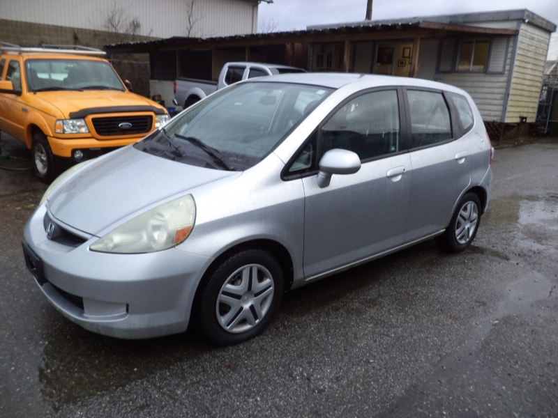 Honda Fit 2007 price $2,750