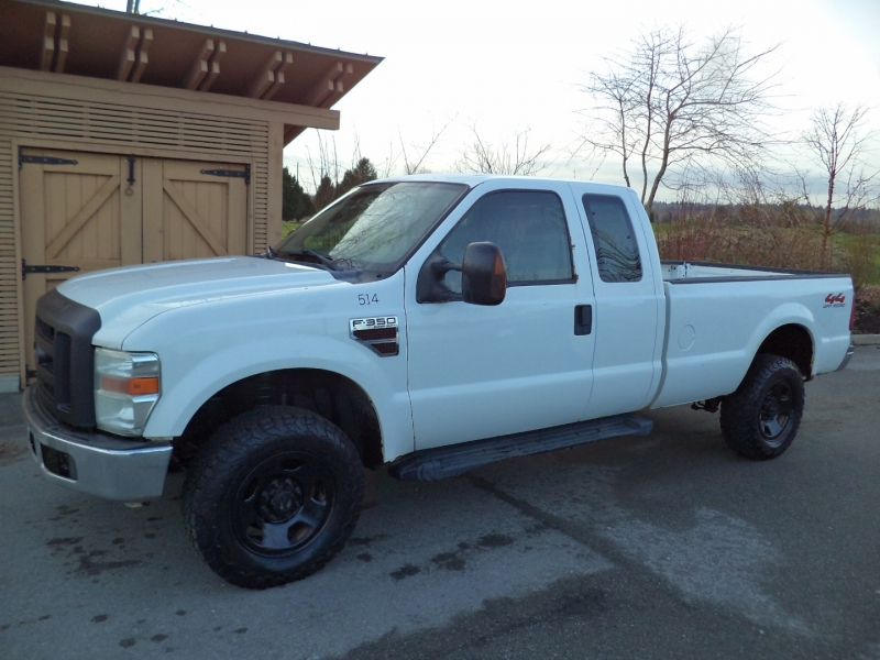 Ford Super Duty F-350 SRW 2008 price $11,450