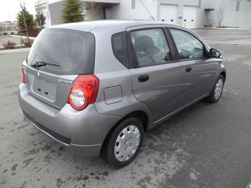 Suzuki Swift+ 2009 price $3,950