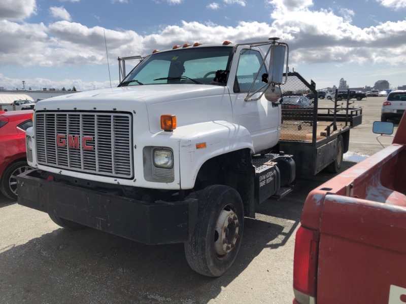 GMC TOP KICK 1992 price $4,450