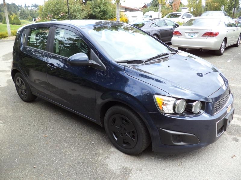 Chevrolet Sonic 2015 price $4,450