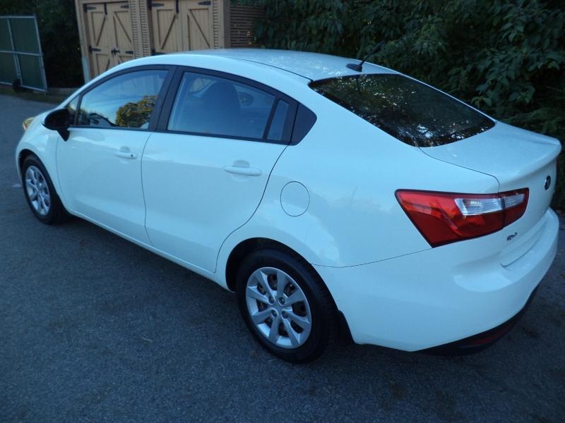 Kia Rio 2014 price $7,450