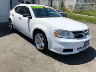 Dodge AVENGER 2014 price $7,400