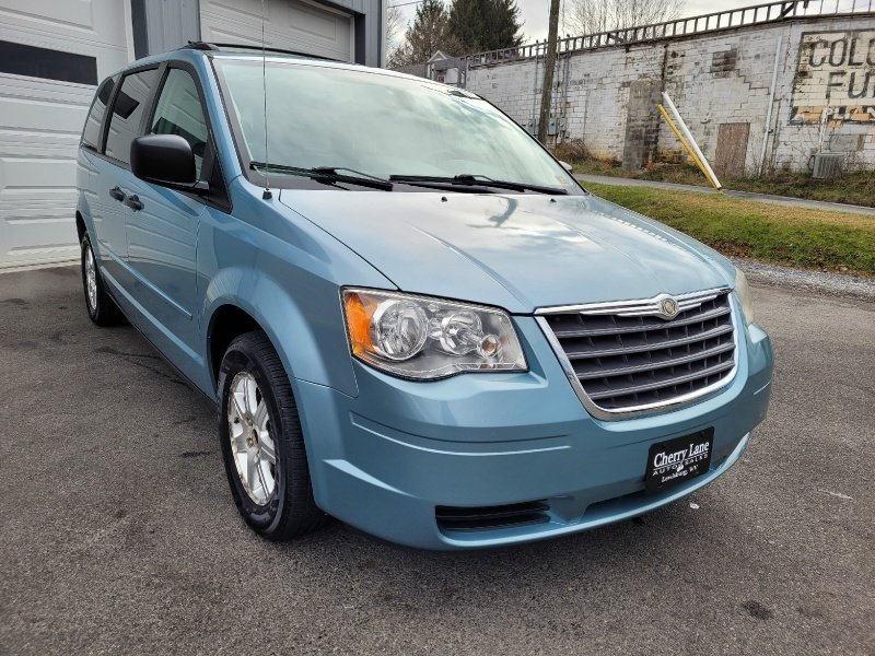 Chrysler TOWN & COUNTRY 2008 price 4495