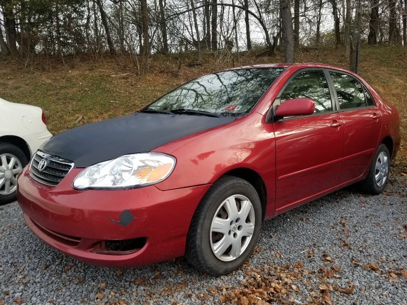 Toyota COROLLA 2006 price $3,995