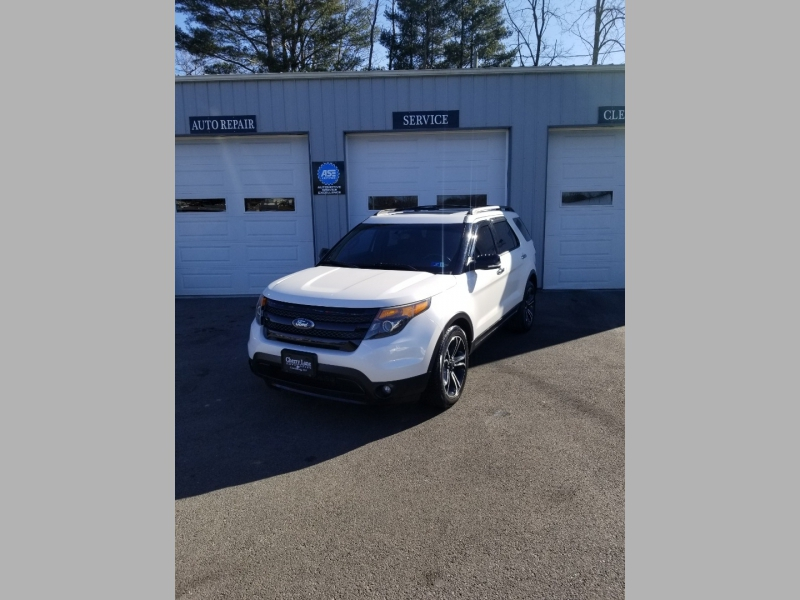 FORD EXPLORER 2014 price $16,495