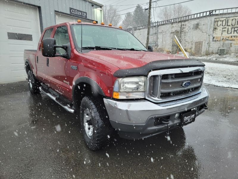 FORD F250 2003 price $12,500