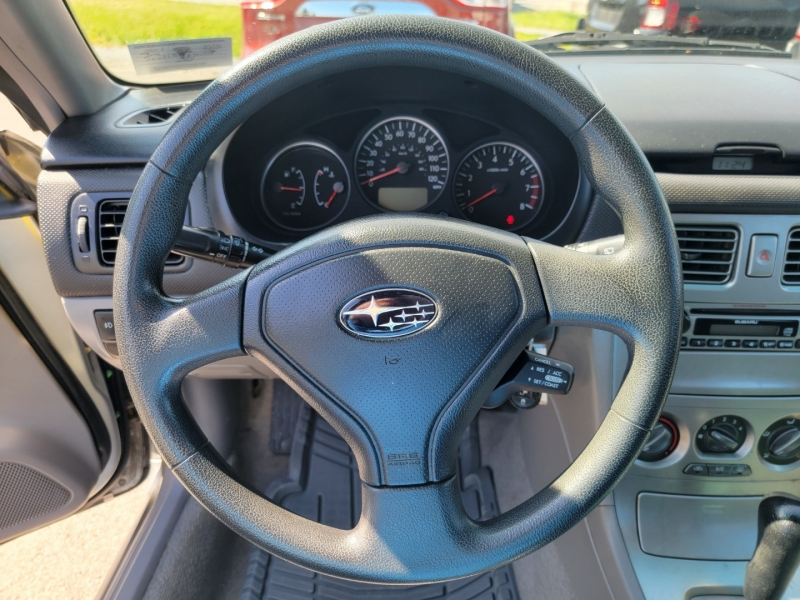Subaru FORESTER 2006 price $5,995