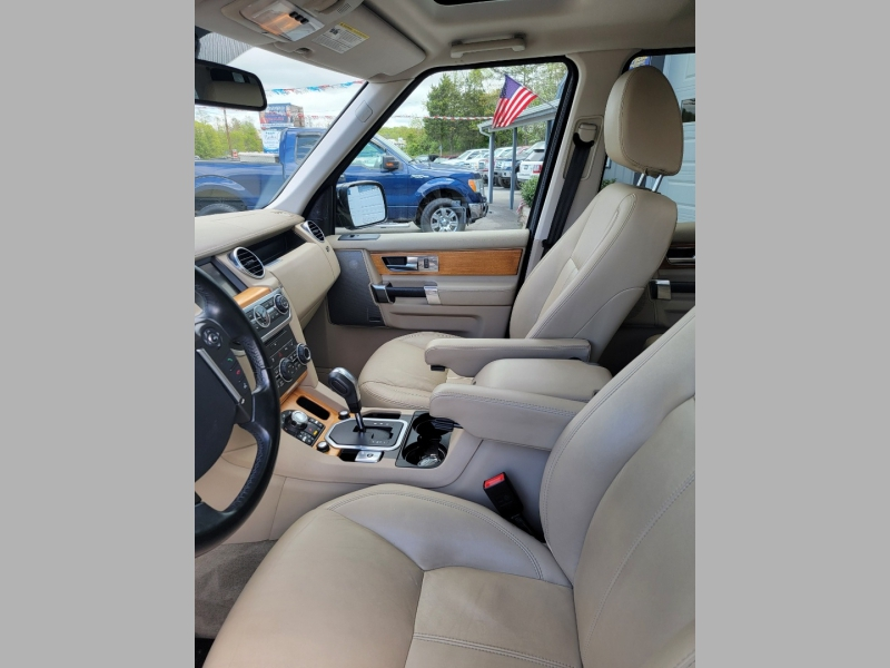 LAND ROVER LR4 2012 price $16,995