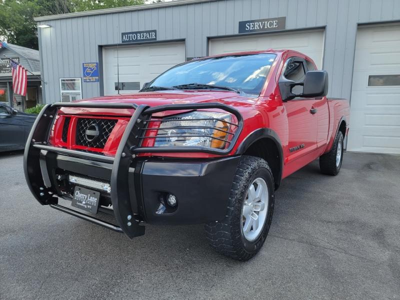 NISSAN TITAN 2012 price $16,995