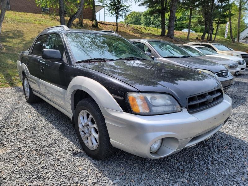 Subaru BAJA 2003 price $5,995