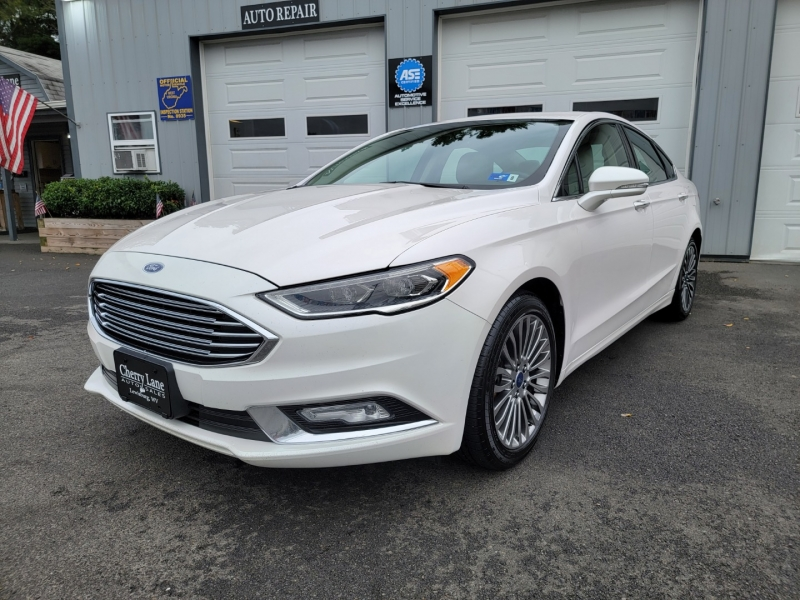 FORD FUSION 2017 price $17,800