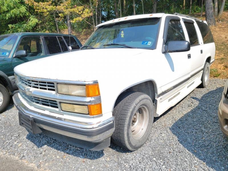 CHEVROLET SUBURBAN 1995 price $2,800