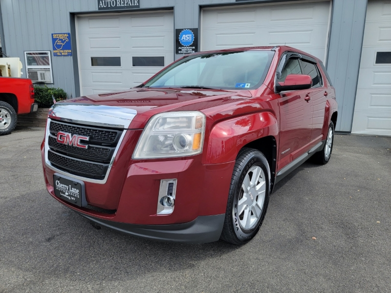 GMC TERRAIN 2011 price $7,800