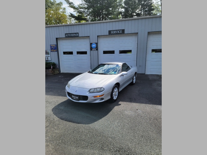 Chevrolet CAMARO 2002 price $7,995