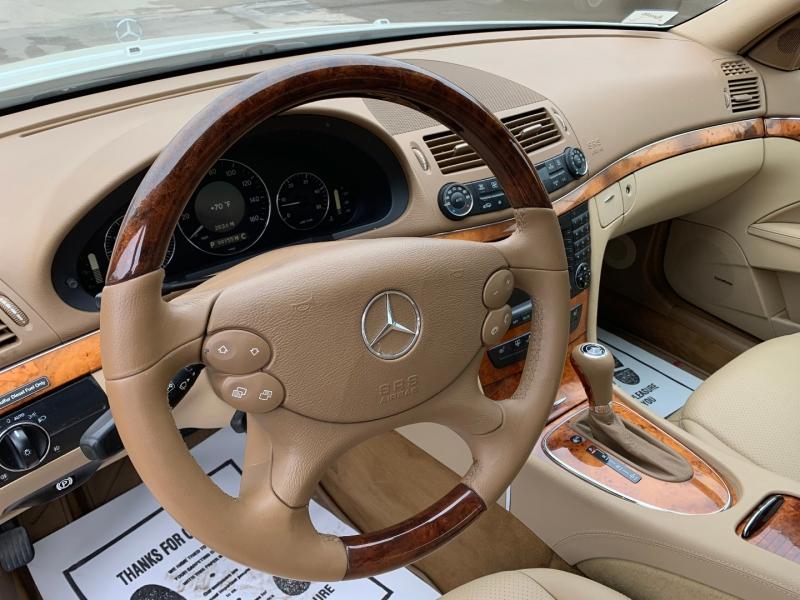 Mercedes-Benz E320 CDI BlueTec 2008 price $8,995