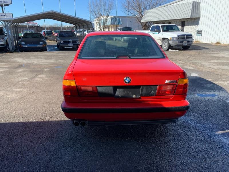 BMW M5 1991 price $15,995