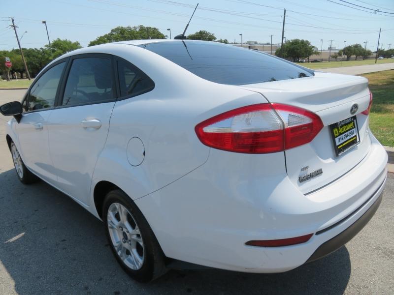 Ford Fiesta 2016 price $5,850
