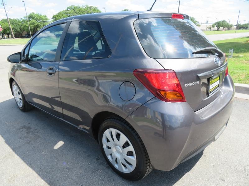 Toyota Yaris 2015 price $7,590