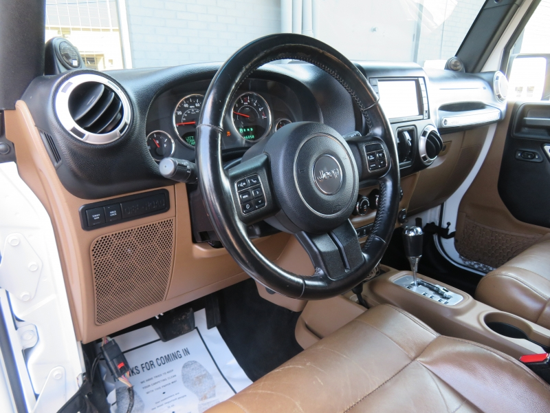 Jeep Wrangler Unlimited 2012 price $29,850