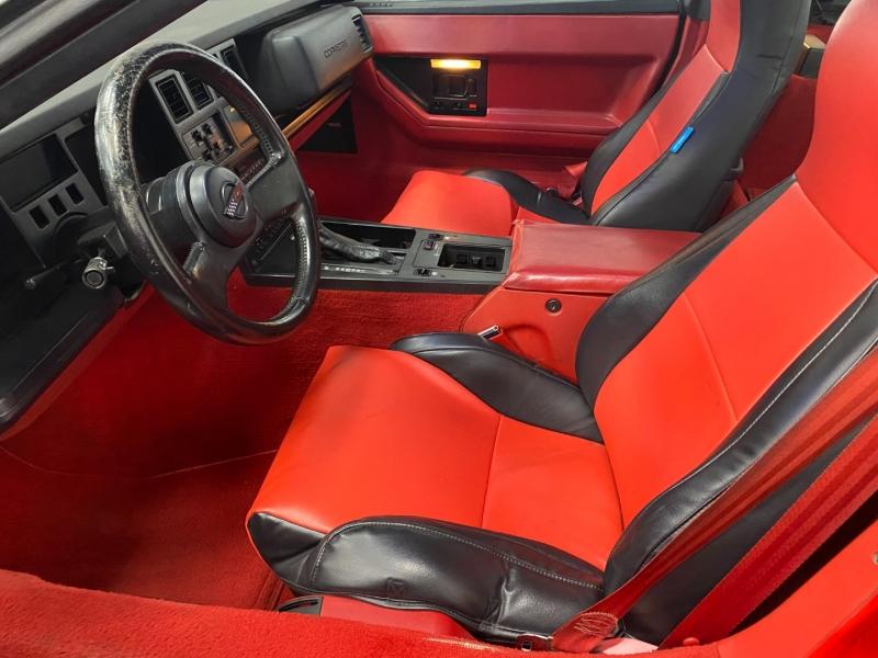 Chevrolet Corvette 1989 price $12,950