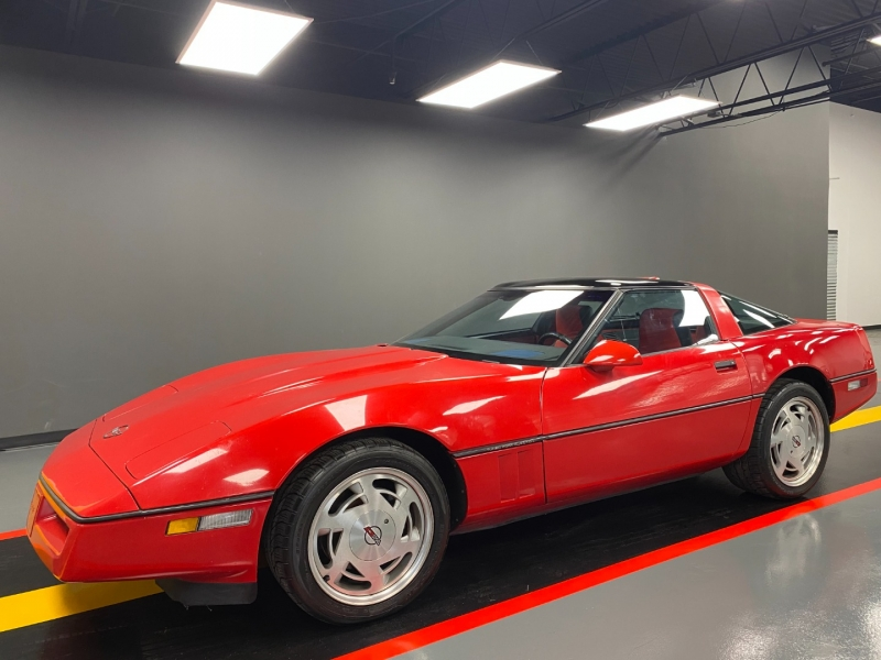 Chevrolet Corvette 1989 price $12,980