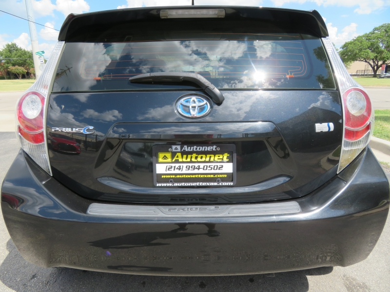 Toyota Prius c 2013 price $6,850