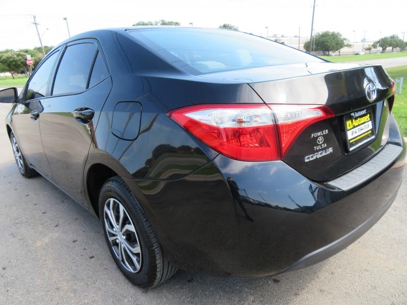 Toyota Corolla 2016 price $10,950