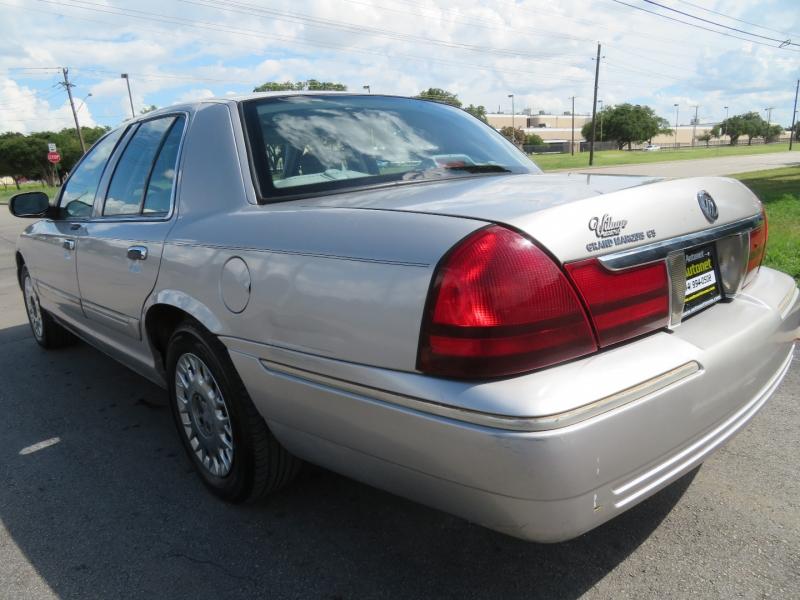 Mercury Grand Marquis 2003 price $3,999