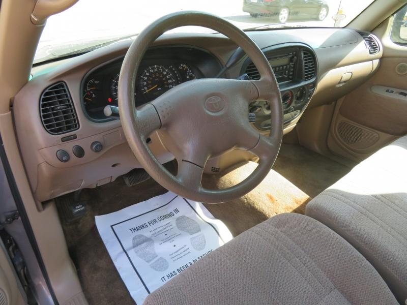 Toyota Tundra 2002 price $6,850