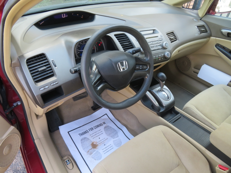 Honda Civic Sdn 2007 price $5,955