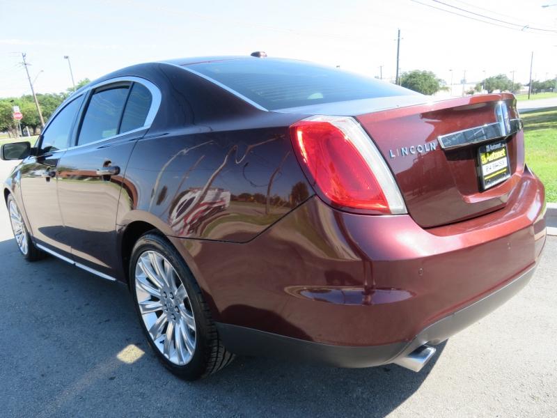 Lincoln MKS 2009 price $5,995