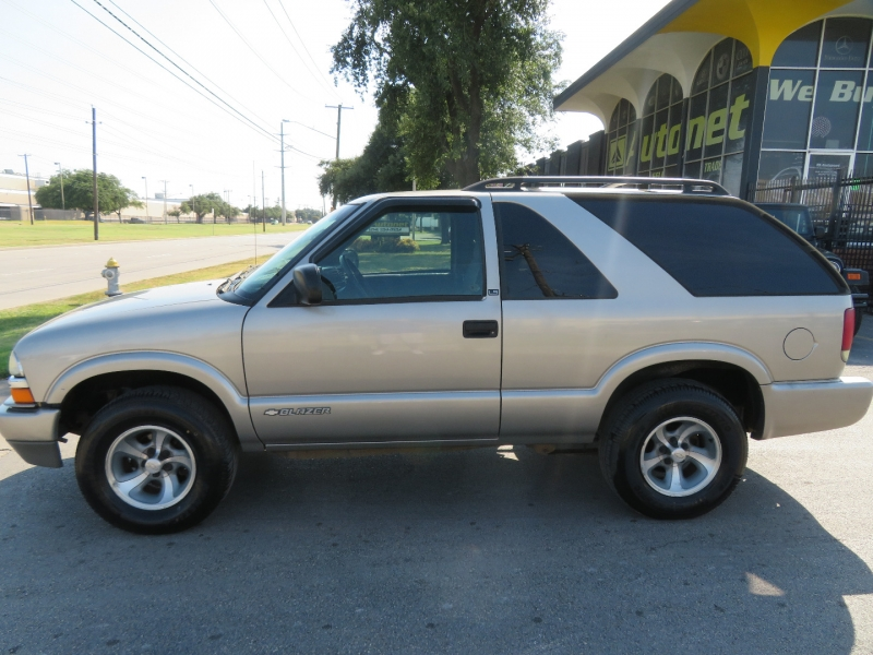 Chevrolet Blazer 2003 price $2,950