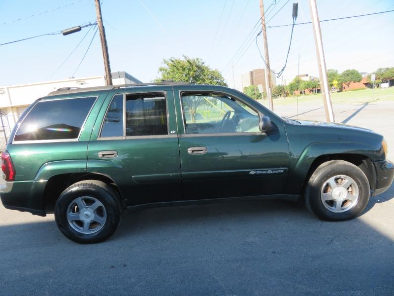 Chevrolet TrailBlazer 2003 price $3,950