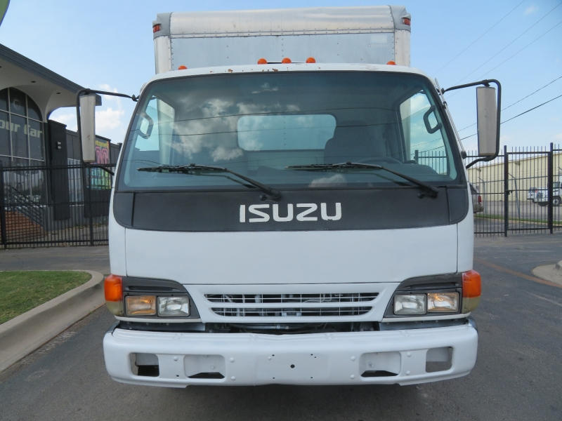 Isuzu W4S042 NPR HD DSL REG 2004 price $7,999