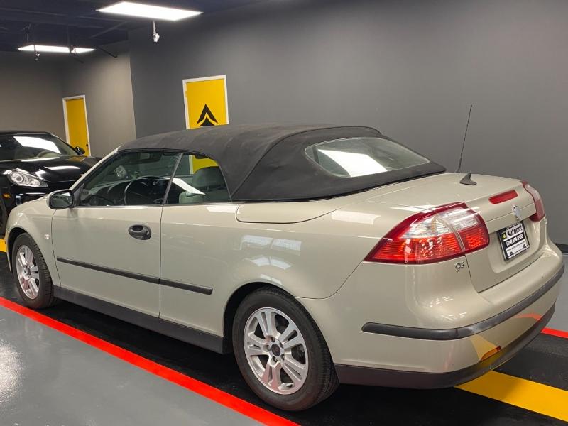 Saab 9-3 2005 price $7,850